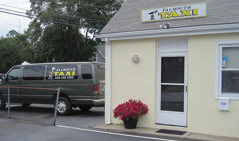 Falmouth Taxi Office